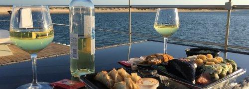 Feriados Portugal 20121 Jantar a bordo do Barco Casa da Passeios Ria Formosa, Fuzeta