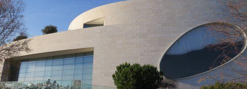 Lisboa Edifício da Fundação Campalimaud