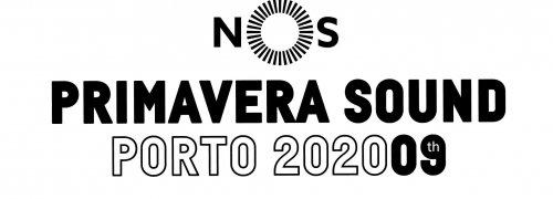 NOS Primavera Sound 2020 Porto logotipo