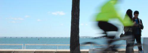 Lisboa Andar de Bicicleta no Parque das Nações